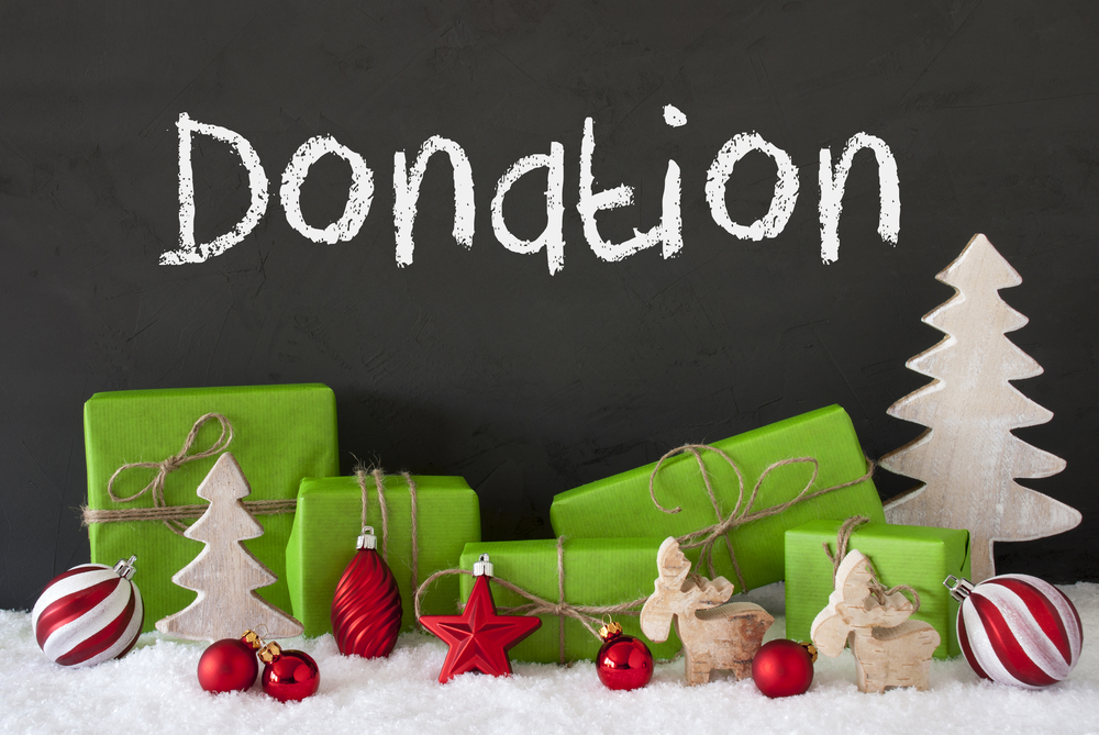 Charitable Giving During the Holidays - White Mountain Woman